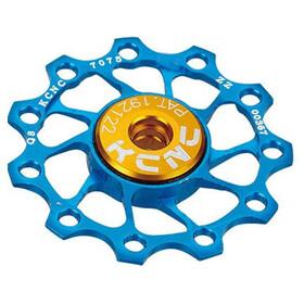 KCNC Ultra Jockey Wheel 10T SS Bearing blue